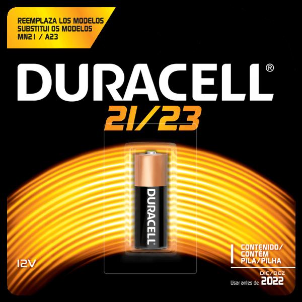 Pilha Alcalina Duracell MN21