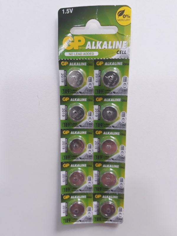 Bateria Alcalina tipo botão LR1130