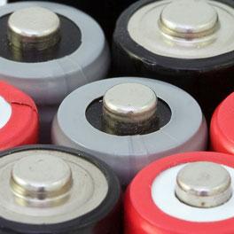 Pilhas e Baterias Recarregáveis
